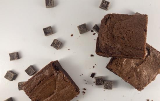 Cravings Buster Dense and Fudgy Brownies
