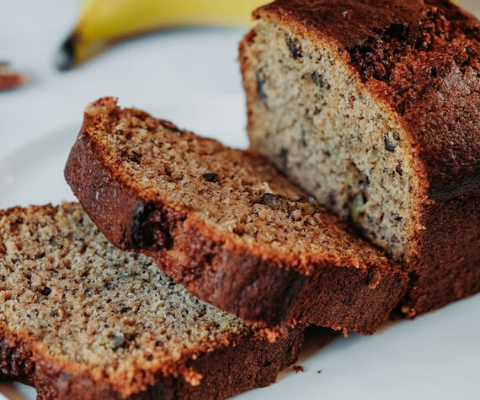 Old School Banana Bread: Did You Even Know That Was a Thing?