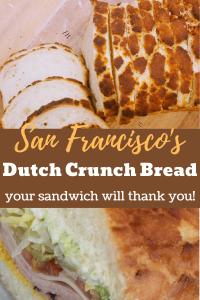 Recipe for San Francisco style Dutch Crunch bread.