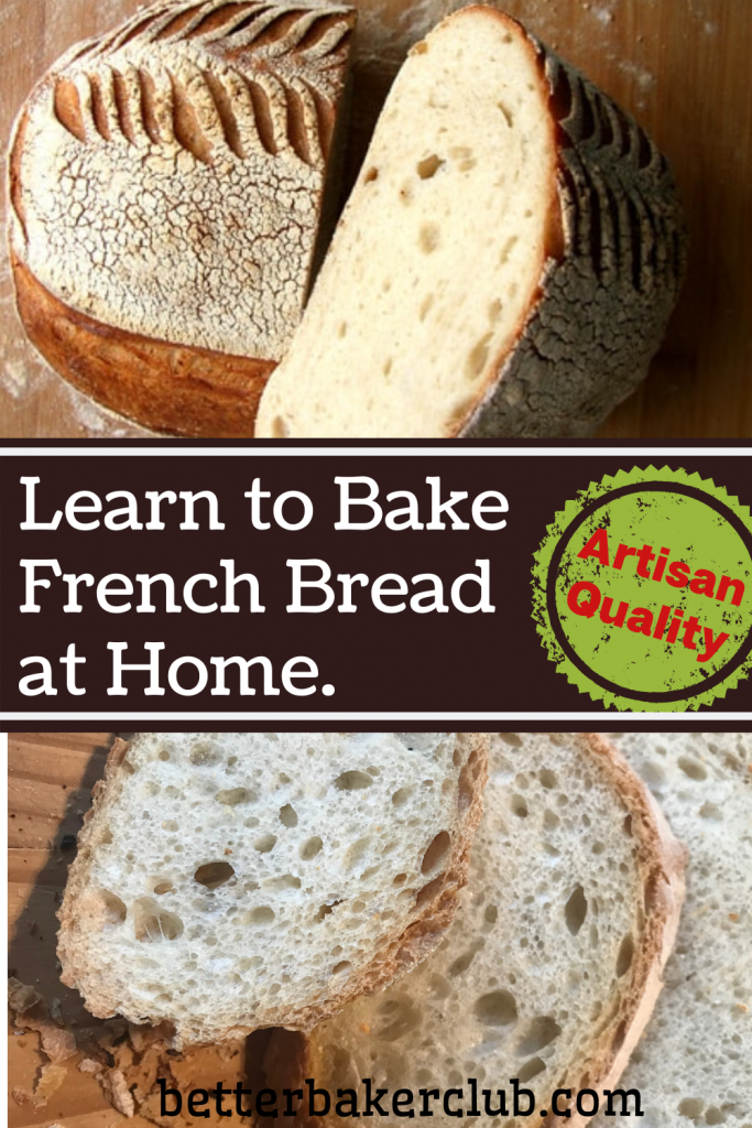Learn to Bake French Bread at Home