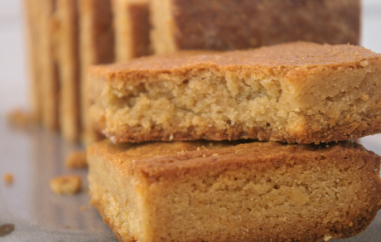 Ridiculously Easy Blondie Bars