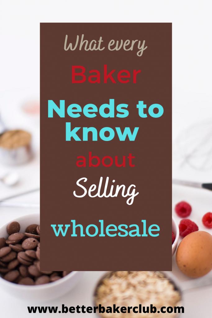Better Baker Club Wholesale