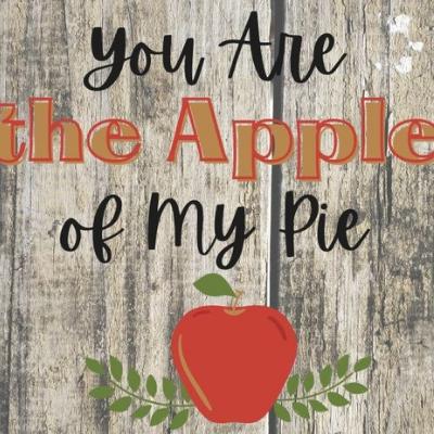 Free Printable Apple Pie Tags