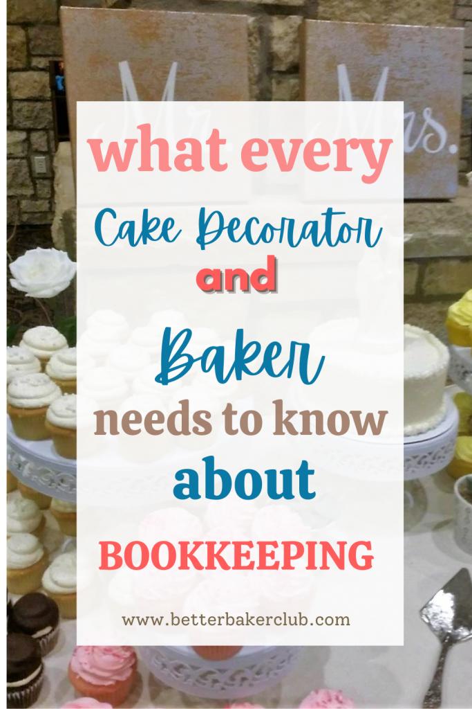 Bakery Bookkeeping Image