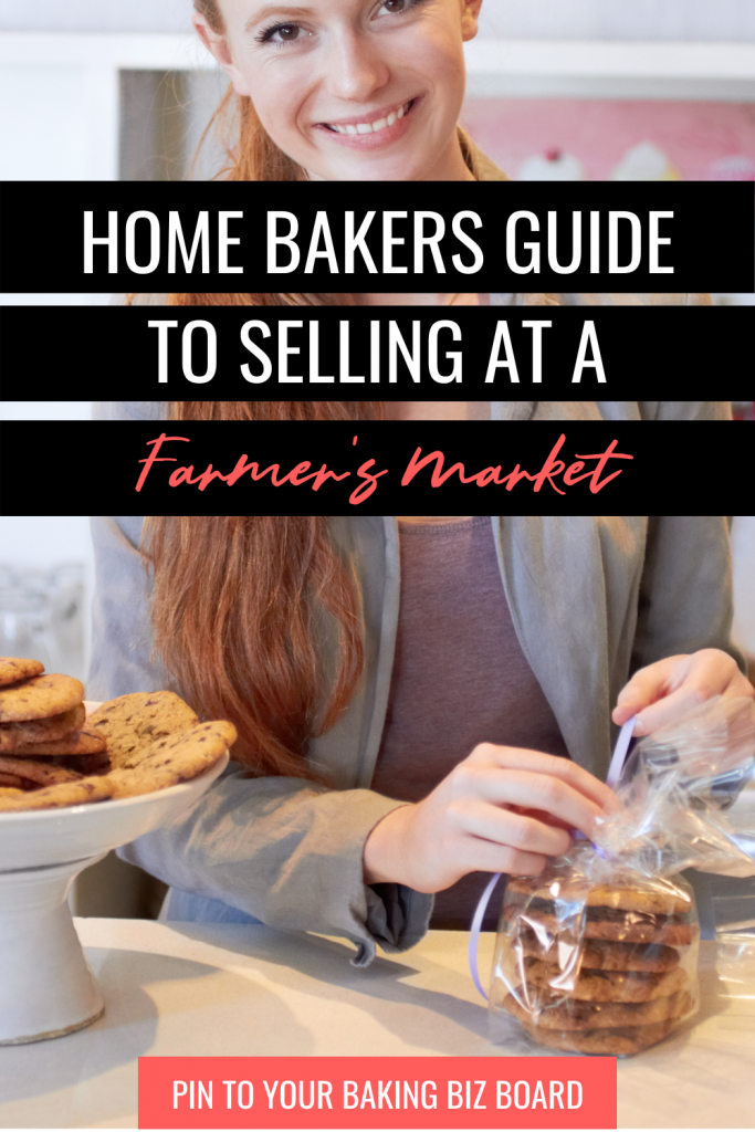 Selling Baked Goods at the Farmer's Market
