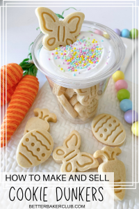 Cookie Dunker Easter Treat